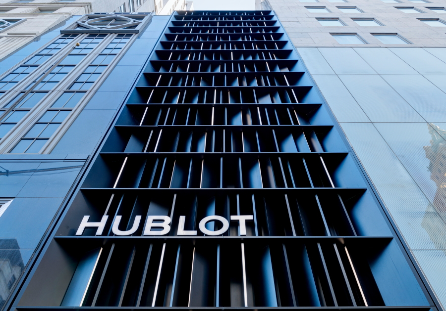 Exceptional Hublot, 5th Avenue, NY, March 2016